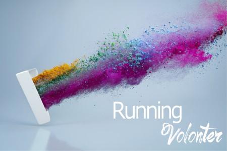RUNNING volonter