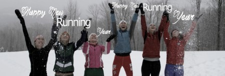 happy new running year